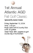Atlantic AGD Fall Golf Classic